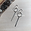 Thumbnail: Nova Stix Earrings