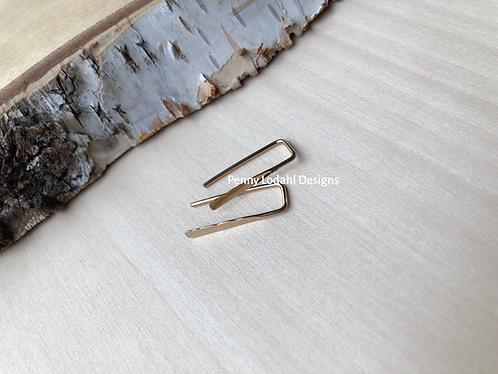 """The """"Basic Bar"""" Earrings"""