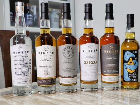 March 2021 - Bimber Distillery Tasting Event