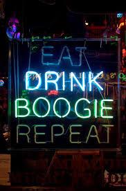Eat, Drink, Boogie