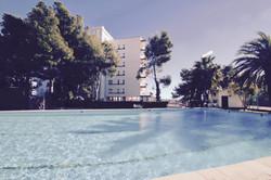 Piscine Miami Palace