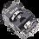 "Thumbnail: NITZE Elf Series Monitor Holder 3/8"" Arri Pins to 1/4"" Arri Pins N54-G4"