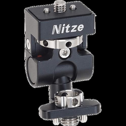 "NITZE Elf Series Monitor Holder 3/8"" Arri Pins to 1/4"" Arri Pins N54-G4"