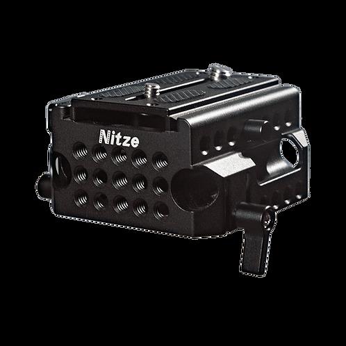 NITZE 15mm LWS Baseplate for E2 / E2FS / Komodo / BGH1 Cage PB13