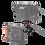 "Thumbnail: NITZE Double Ballhead Magic Arm 1/4""-20 to 3/8""-16 With ARRI Locating Pins N50D"