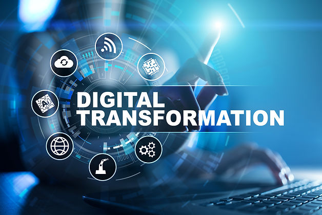 Digital transformation, Concept of digit
