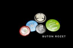 Buton Rozet