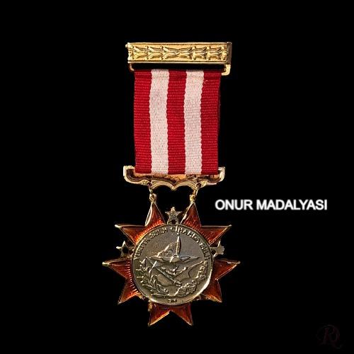 ONUR MADALYASI