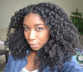 Fri 18 Sept: HAIR CHECK- Healthy hair day 1