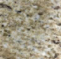 Giallo Ornamental granite countertop sample