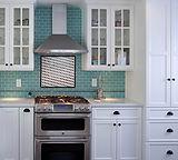 Satin White Shaker Kitchen