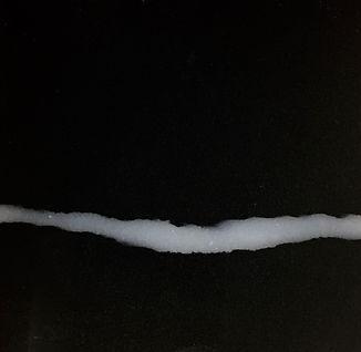 Marquia Midnight quartz countertop sample