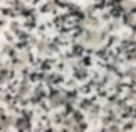 Blanco Taupe granite countertop sample