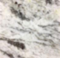 African Rainbow granite countertop sample