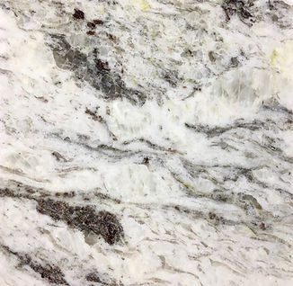 African Rainbow granite countertop sample