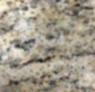 Santa Cecilia granite countertop sample