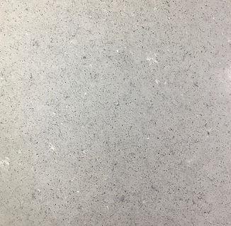 Fossil Gray quartz countertop sample