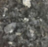 Blue Pearl granite countertop sample