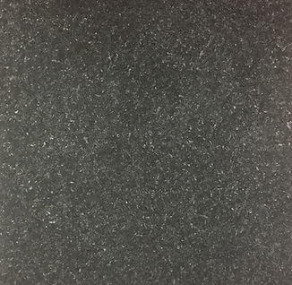 Premium Black granite countertop sample
