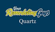 Your Remodeling Guys quartz countertops