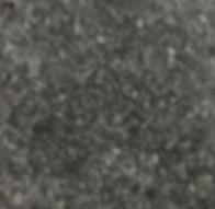 Black Galaxy granite countertop sample