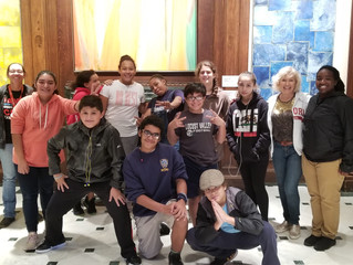 Grenville Baker Boys & Girls Club from Locust Valley,  at NCMA