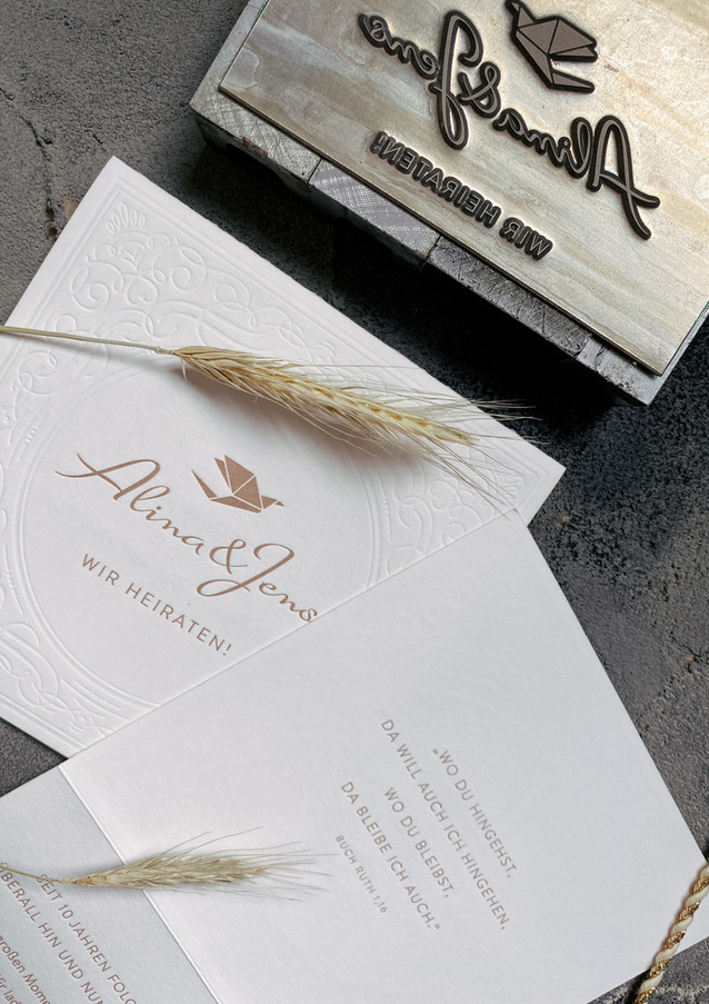 Letterpresskarten