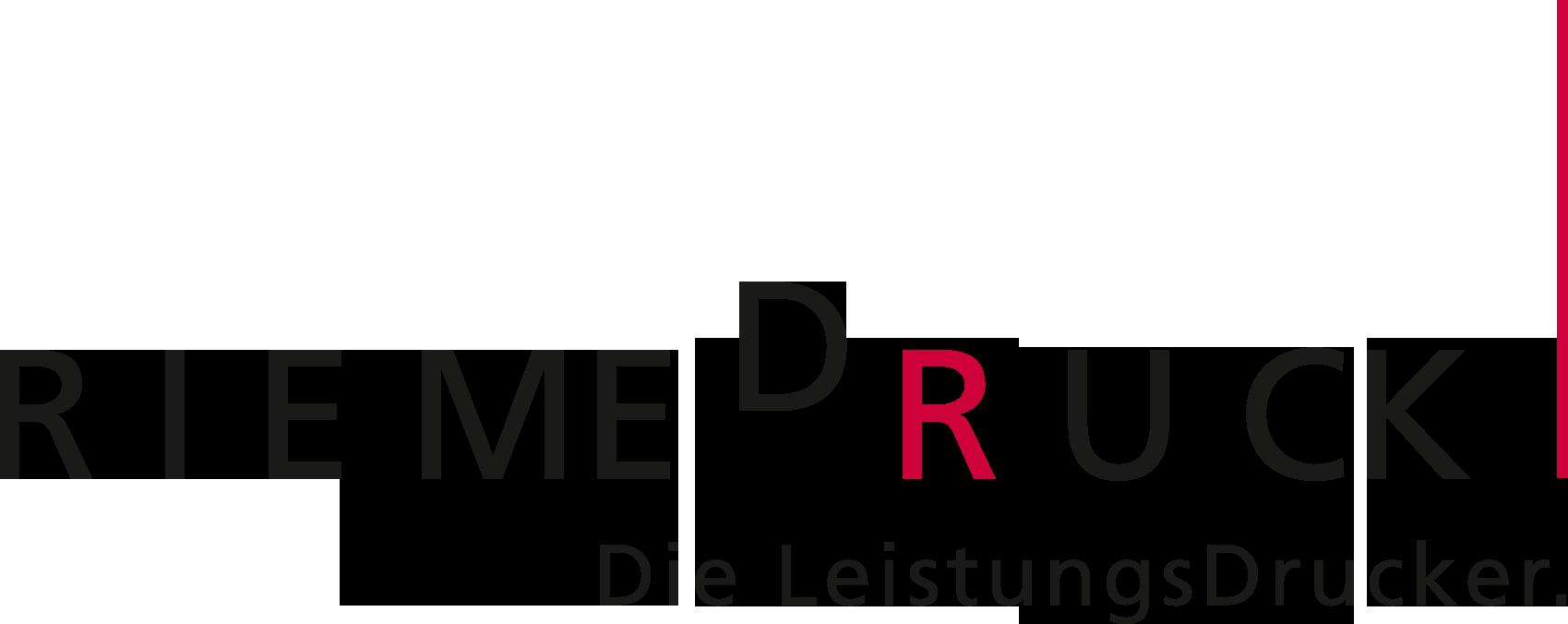Riemerdruck Druckerei Hamburg Offsetdruck Digitaldruck