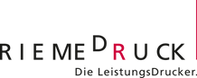 Logo RiemerDruck Druckerei Hamburg
