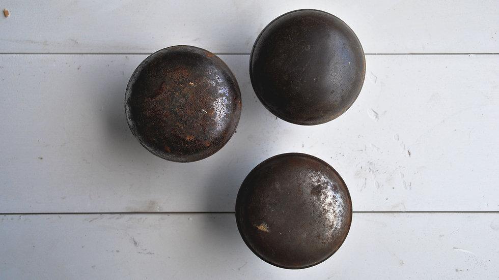 Vintage Metal Knobs