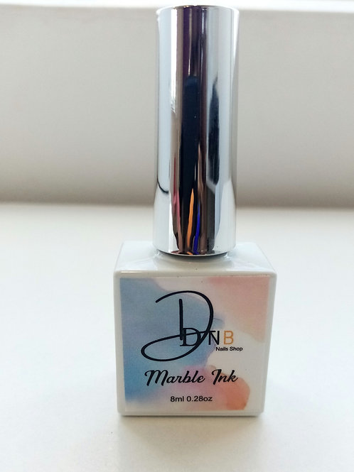 Marble ink clear B12