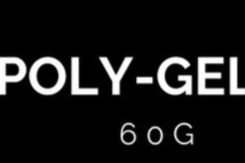 POLY-GEL CLEAR 60G