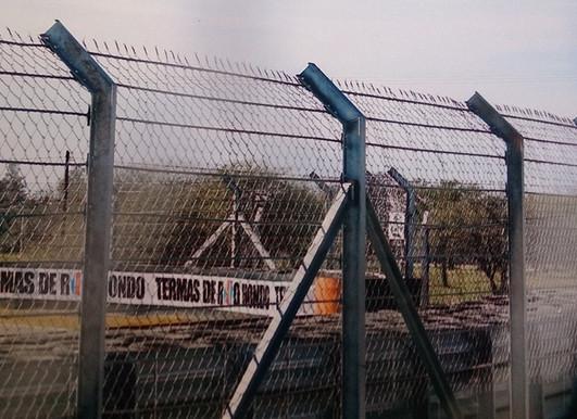 Cerco perimetral Autodromo Rio Hondo