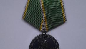Сергей Жиркевич награжден медалью «ЗА ВЕРУ И ПРЕДАННОСТЬ»