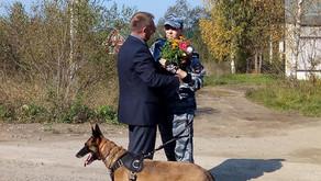 Лав энд Спирит Ингри и Марина Лудкова на Чемпионате России МВД в городе Вологда