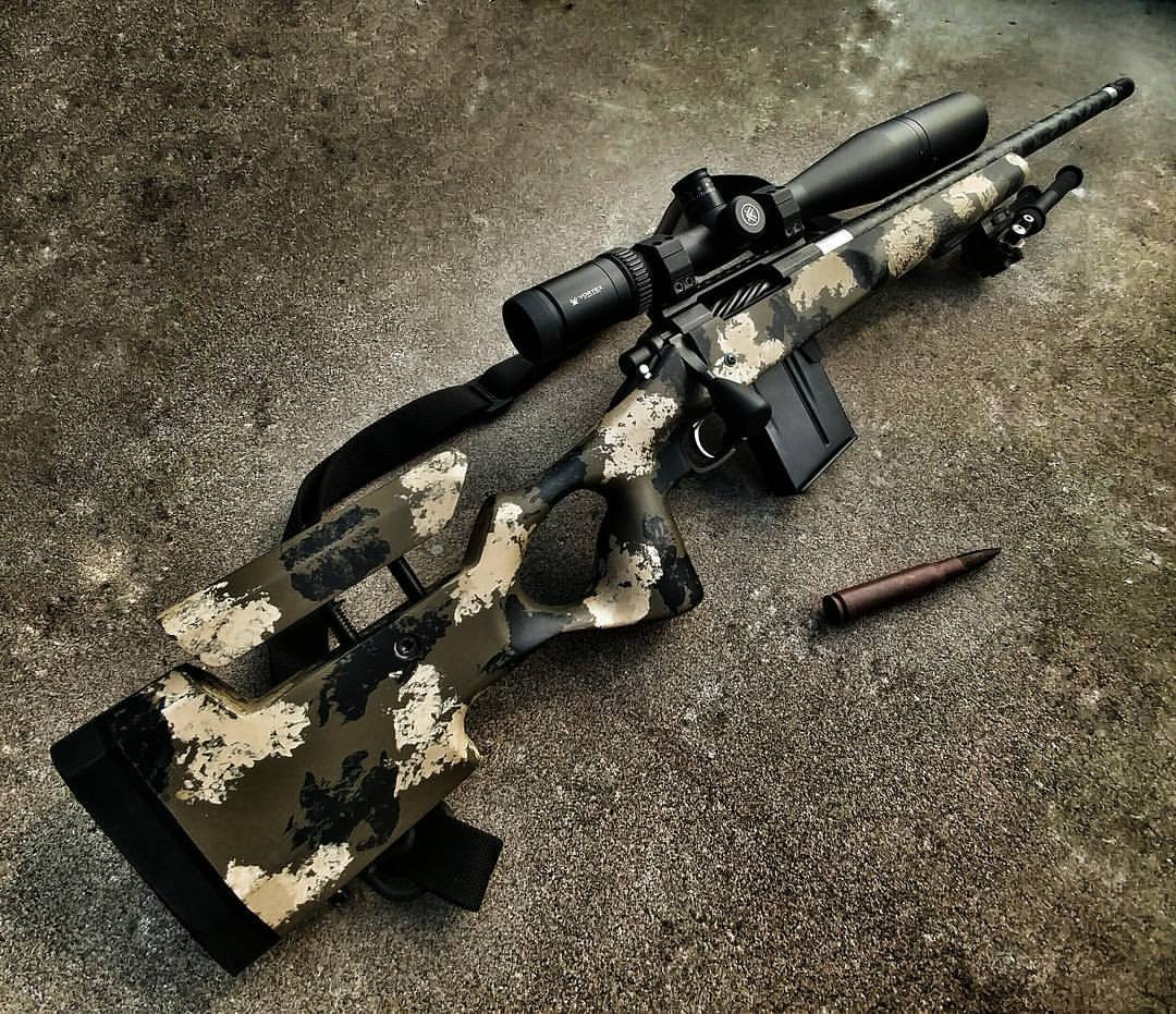Ramrod Tactical 6.5 Creedmoor with upgra