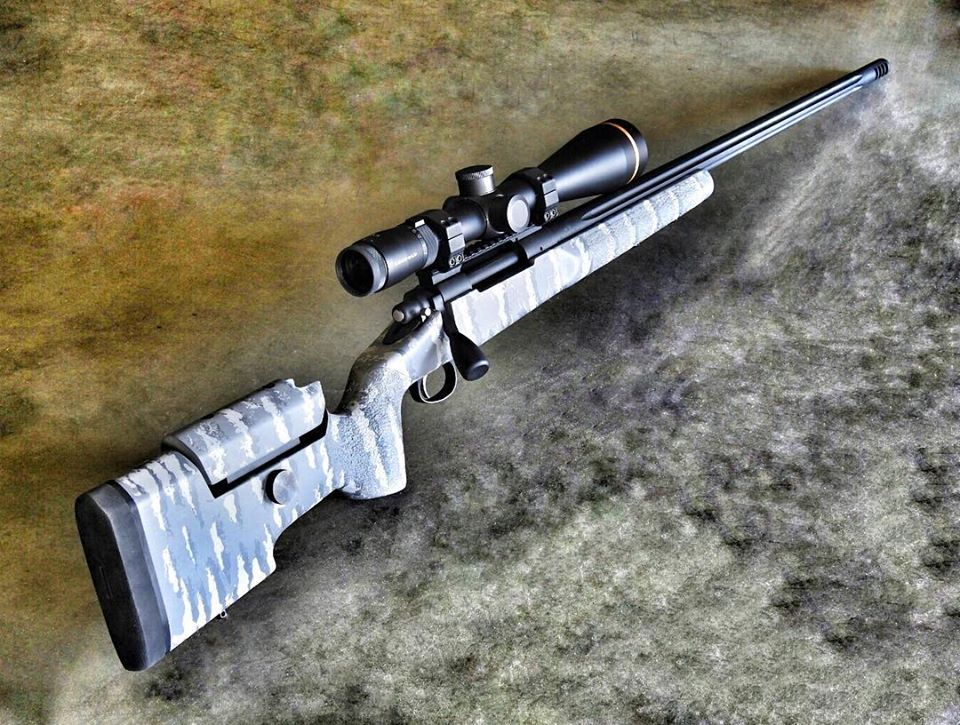 NWLR custom rifle package chambered in 300 RUM