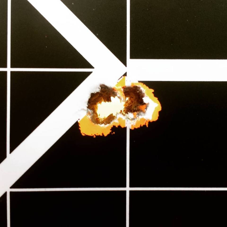 First 3 shots of factory ammo from 30-37