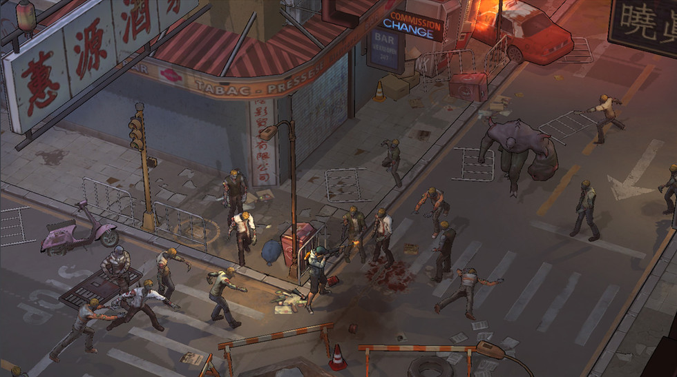 Dawn of Survivors