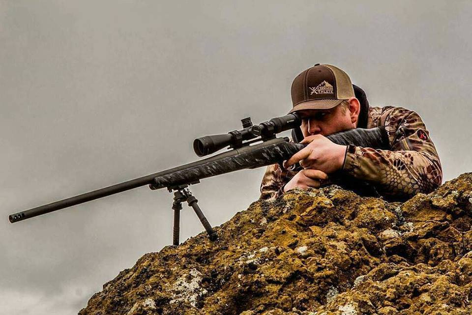 CCS LR custom rifle package 6.5 Creedmoor built for Heavy Hitters Outdoors