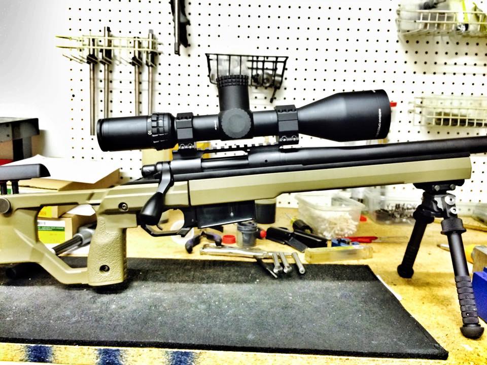 CCS-VARM/TAC w/Huskemaw Tactical
