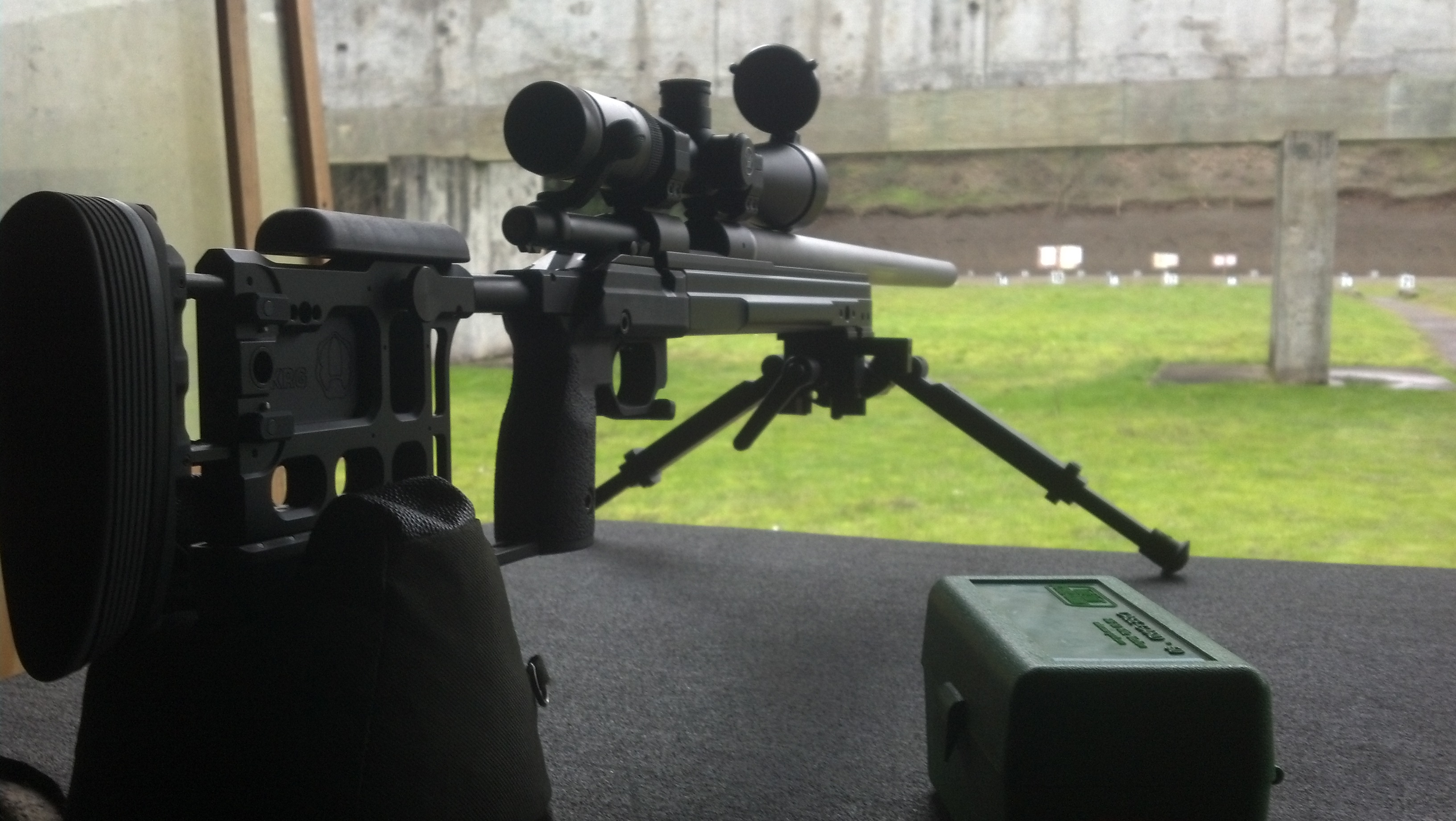 Rough Rider in 6.5 Creedmoor