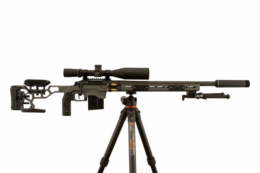 Grit Tac Rifle Grind Proof MDT Tripod Om