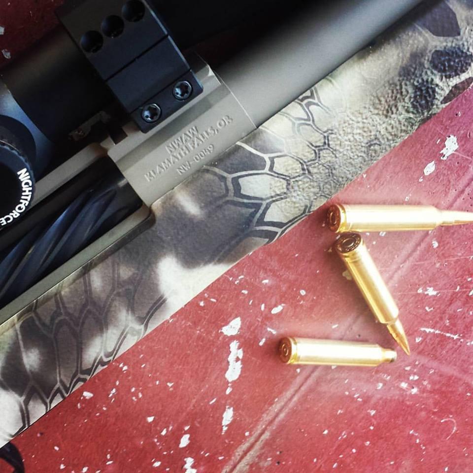 Ramrod Hunter 7mm Rem Mag Kryptek Dipped