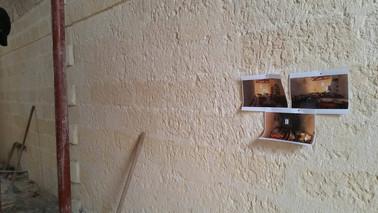Gravina in Puglia: Restauro di palazzo in centro storico per nuova attivistà commerciale ristorativa