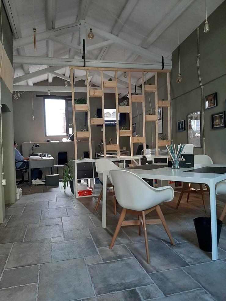 Gravina in Puglia: Restauro di palazzo in centro storico per nuovo studio tecnico