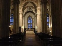 Lavori di consolidamento e miglioramento anti-sismico della copertura dell'Abside – Duomo di Pienza (SI)