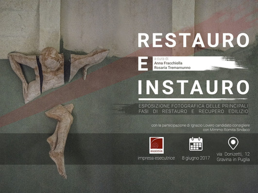 Evento Restauro e Instauro - Centro Storico Gravina in Puglia