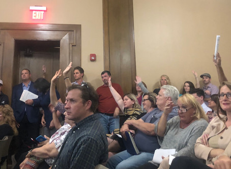 Contentious DSM Council Meeting Discusses Housing Zoning
