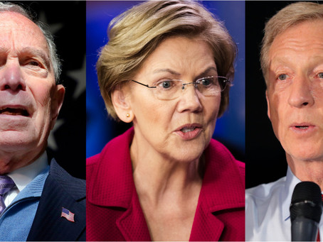 Democratic presidential candidates answer 3 hot housing questions
